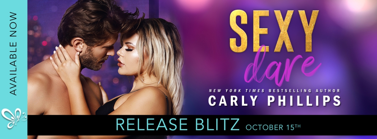 Happy Release Day & Review!! Sexy Dare by Carly Phillips