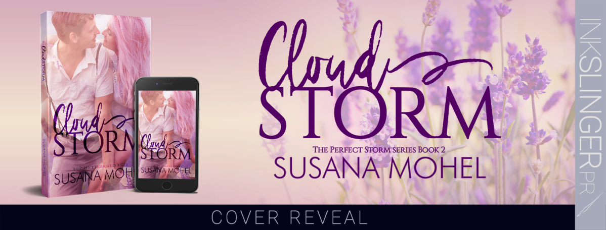 Cover Reveal!! Cloudstorm by SusanaMohel