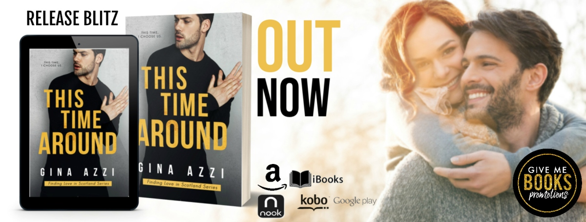 Happy Release Day & Review! This Time Around by GinaAzzi
