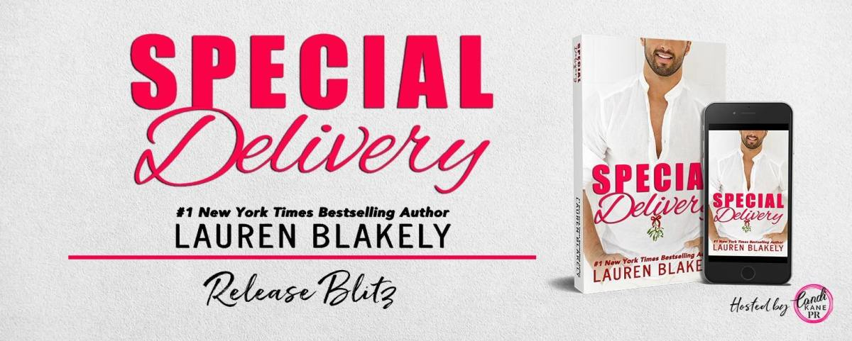 Happy Release Day & Review!! Special Delivery by LaurenBlakely