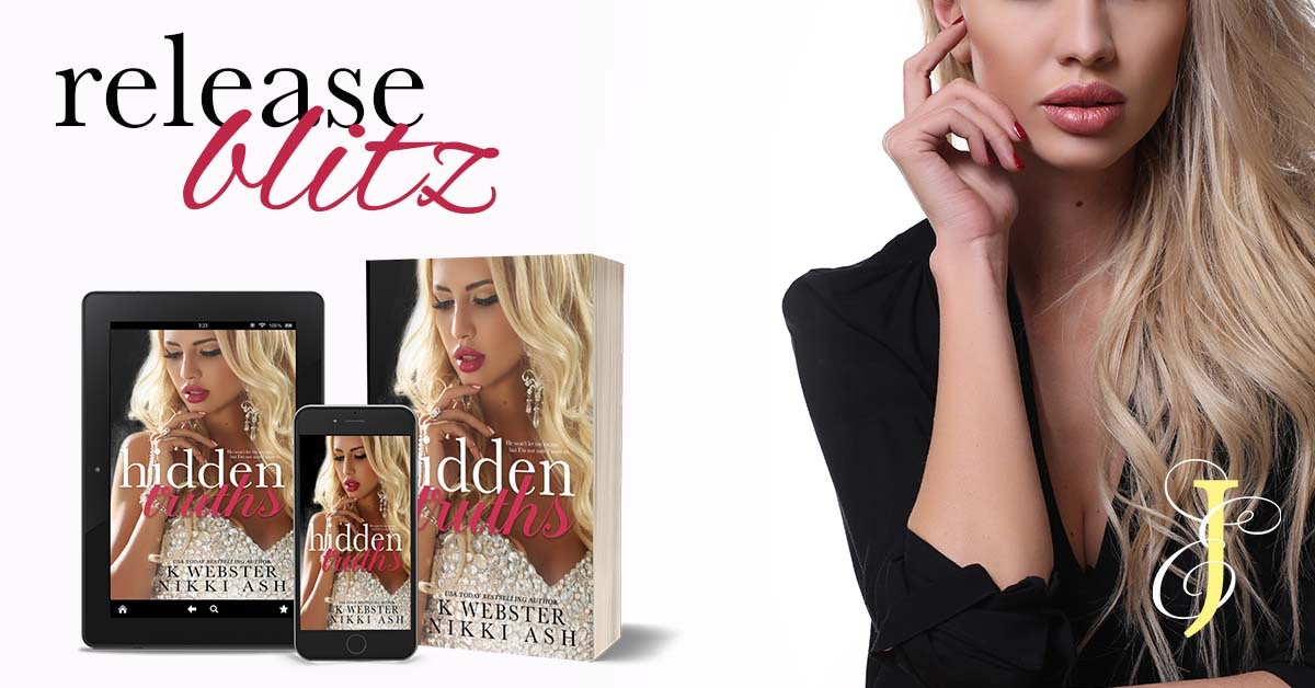 Happy Release Day & Review! Hidden Truths by K. Webster & NikkiAsh
