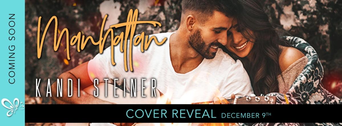 Cover Reveal!! Manhattan by KandiSteiner