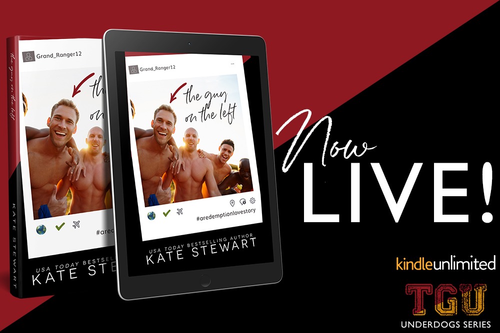 Happy Release Day & Review!!! The Guy on the Left by KateStewart