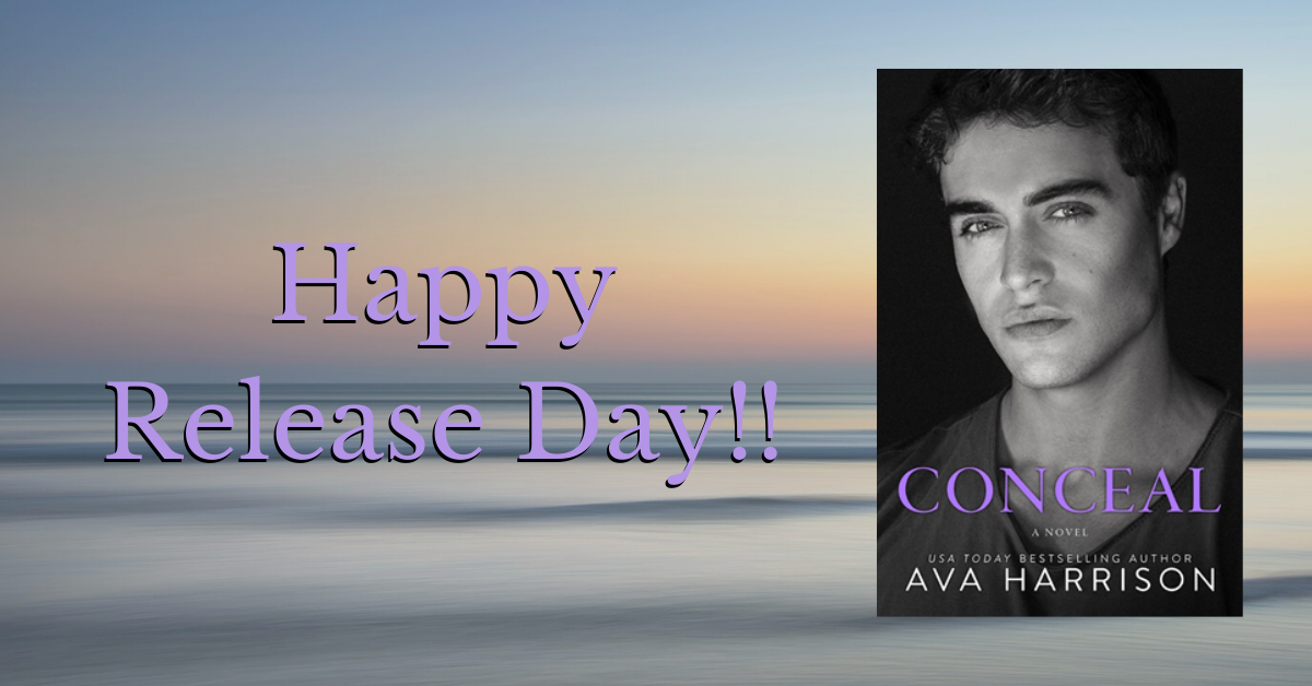 Happy Release Day & Review!! Conceal by AvaHarrison