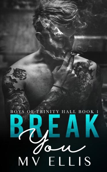 Break You Ebook Cover