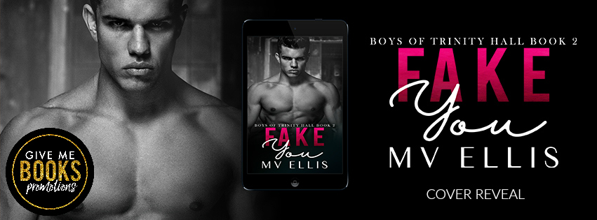 Cove Reveal!! Fake You by MVEllis