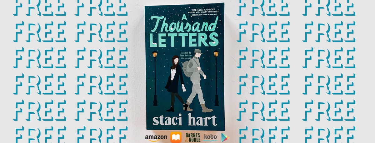 Free Book!!! A Thousand Letters by StaciHart