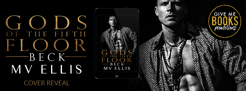 Cover Reveal!! Beck: Gods of the Fifth Floor by MV Ellis