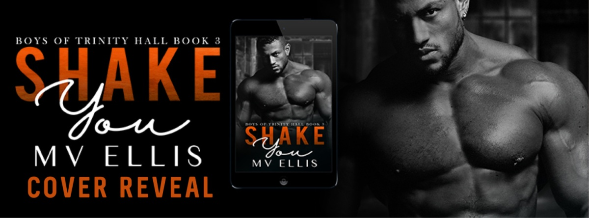 Cover Reveal!! Shake You by MV Ellis