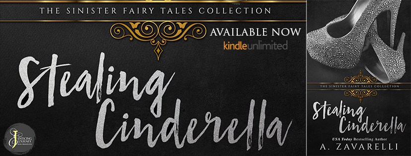 Happy Release Day & Review!! Stealing Cinderella by A. Zavarelli