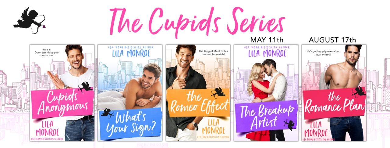 cupids series banner