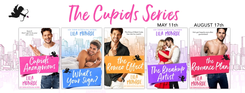 cupids series banner