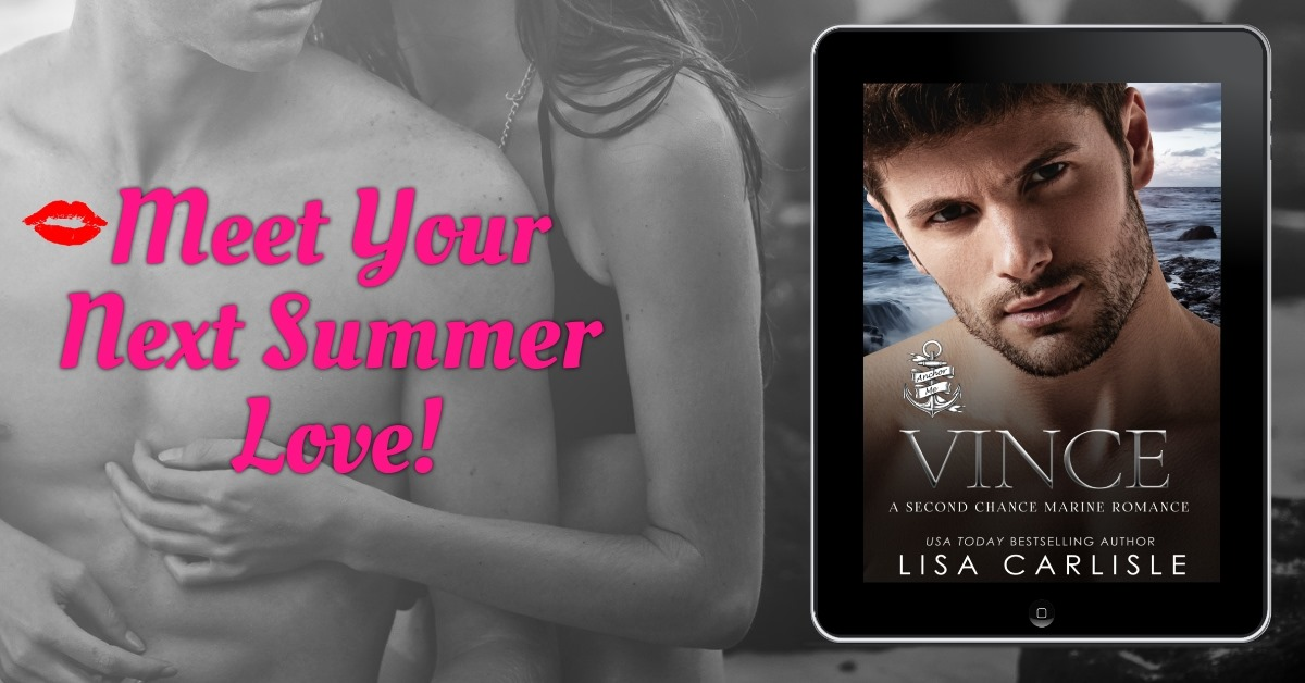 Book Review!! Vince by Lisa Carlisle