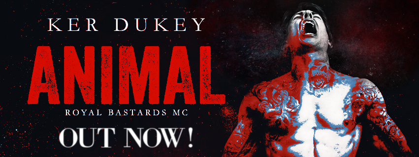 Happy Release Day & Review! Animal (Royal Bastards MC) by KerDukey