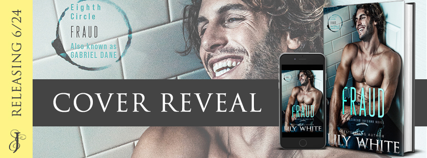 Cover Reveal! Fraud by Lily White
