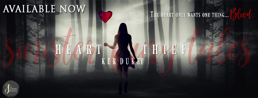 Happy Release Day & Review! The Heart Thief by KerDukey