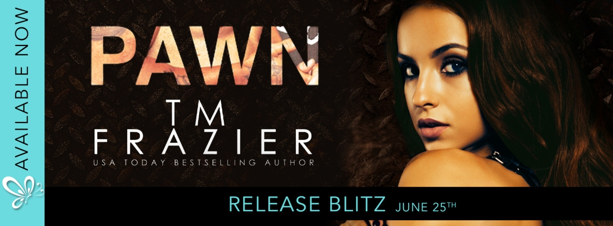 Happy Release Day & Review! Pawn by T.M.Frazier