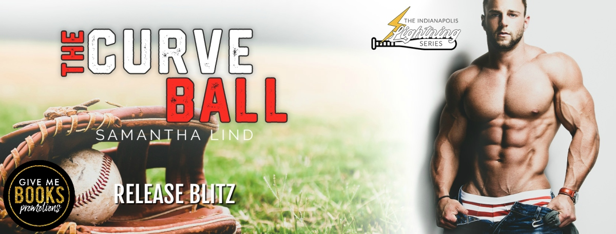 Happy Release Day & Review!! The Curve Ball by SamanthaLind
