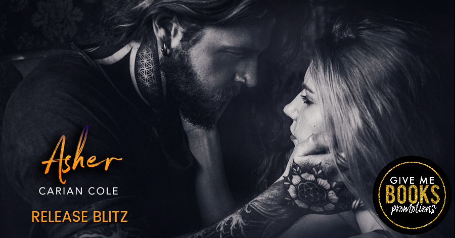 Happy Release Day & Review!! Asher by CarianCole