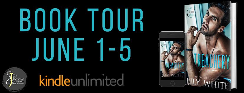 Blog Tour! Treachery by LilyWhite