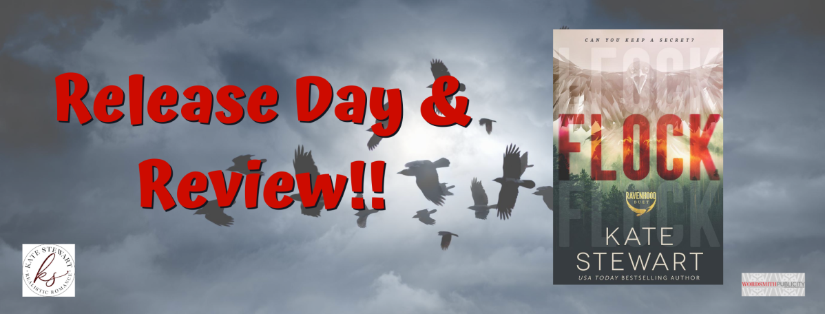 Happy Release Day & Review!! Flock by KateStewart