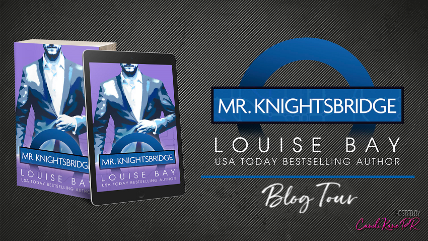 Happy Release Day & Review!! Mr. Knightsbridge by Louise Bay