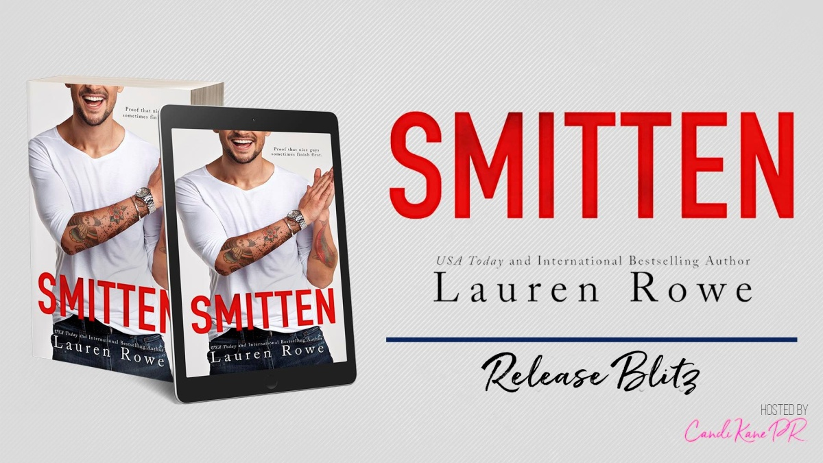 Happy Release Day & Review!! Smitten by LaurenRowe