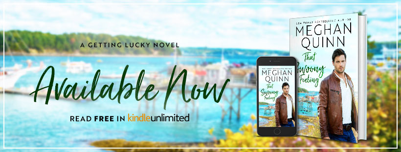 Happy Release Day & Review!! That Swoony Feeling by MeghanQuinn