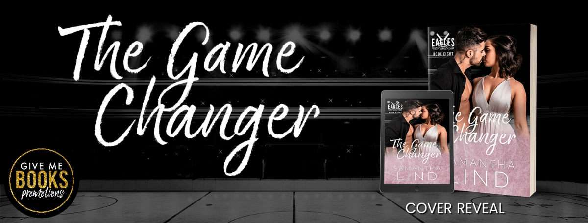Cover Reveal!! The Game Changer by SamanthaLind