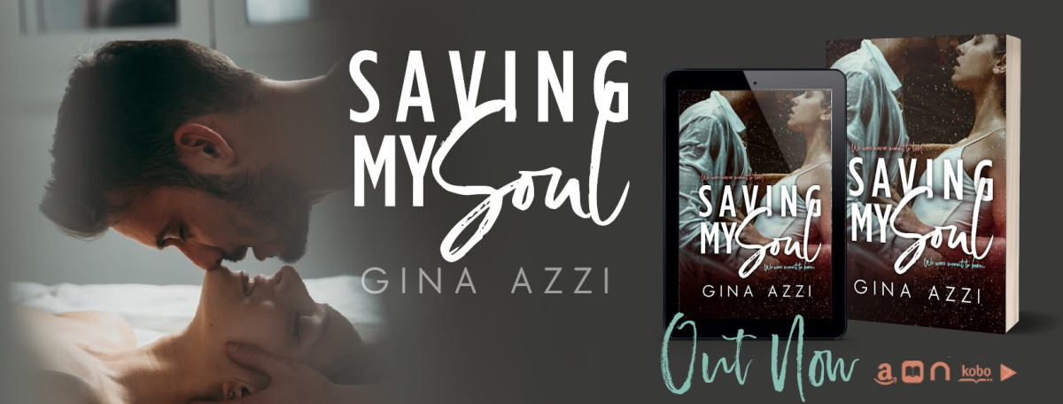 Happy Release Day & Review!! Saving My Soul by GinaAzzi